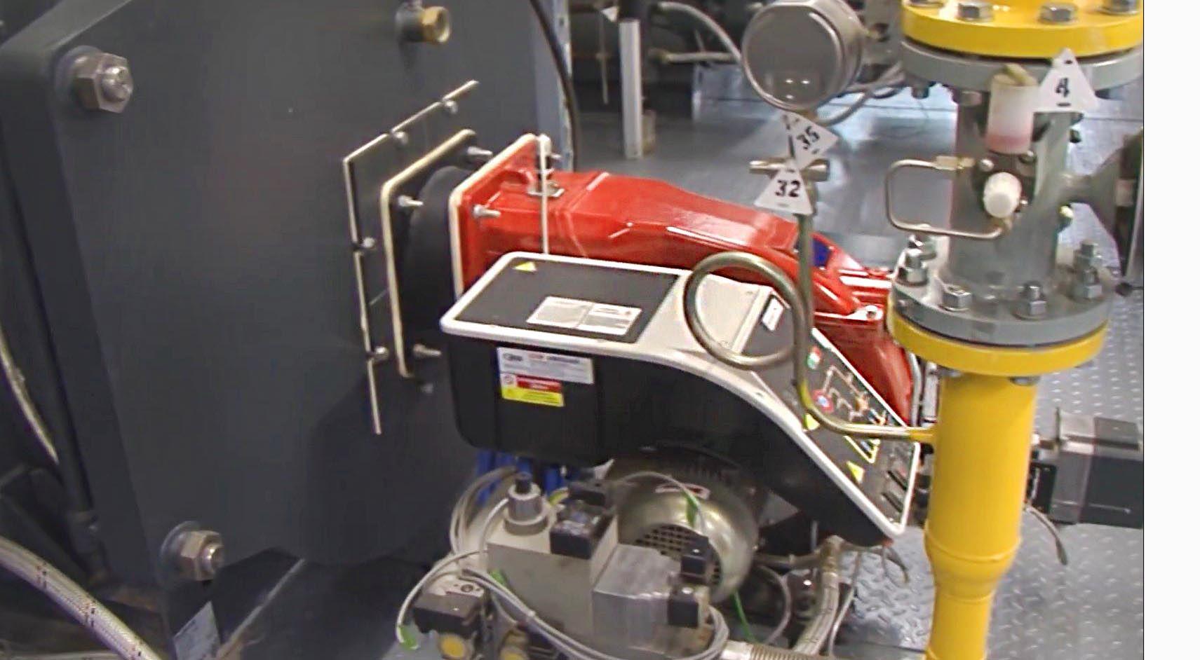 Автоматизированная котельная 5 МВт в Новокубанске