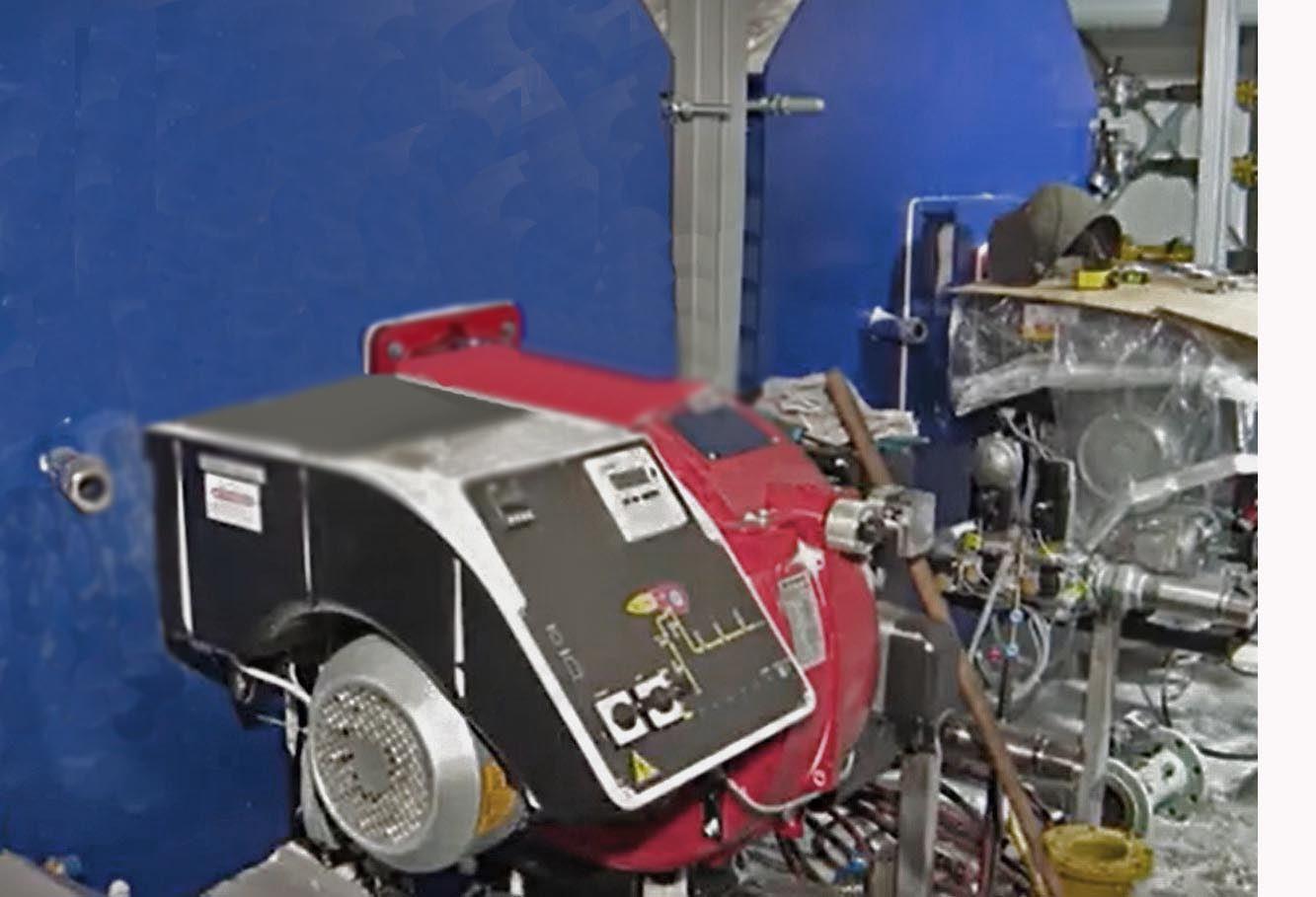 Автоматизированная котельная 6,5 МВт в Нягани